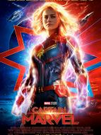 Affiche du film Captain Marvel