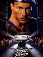 Affiche du film Street fighter