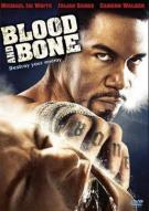 Affiche du film Blood and Bone