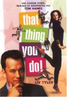 Affiche du film That thing you do