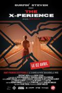 Affiche du film Surfin'Steven – The X-perience