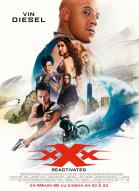 Affiche du film XXX : Reactivated