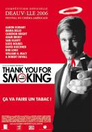 Affiche du film Thank You for Smoking