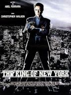 Affiche du film The King of New York