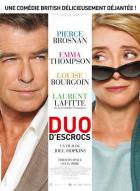 Affiche du film Duo d'escrocs
