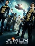 Affiche du film X-Men : Le Commencement