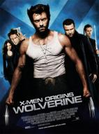Affiche du film X-Men Origins: Wolverine