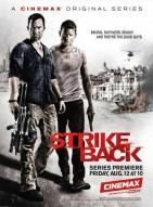 Affiche du film Strike Back  (Série)