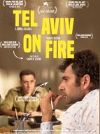 Affiche du film Tel Aviv On Fire