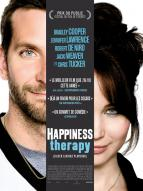 Affiche du film Happiness Therapy