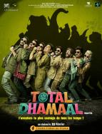 Affiche du film Total Dhamaal