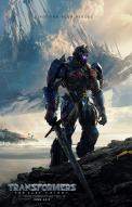 Affiche du film Transformers : The last knight