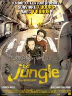 Affiche du film La Jungle
