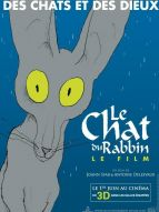 Affiche du film Chat du rabbin (Le)