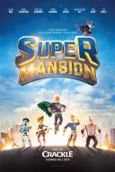 Affiche du film SuperMansion  (Série)
