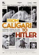 Affiche du film From Caligari to Hitler