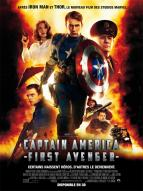 Affiche du film Captain America : The First Avenger
