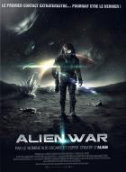Affiche du film Alien war