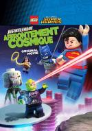 Affiche du film Lego DC Affrontement Cosmique