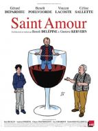 Affiche du film Saint-Amour