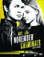 Affiche du film November Criminals