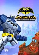 Affiche du film Batman Unlimited : Machines Vs. Mutants