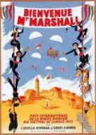 Affiche du film Bienvenue Mr Marshall