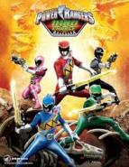 Affiche du film Power Rangers Dino Charge (Série)
