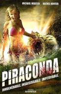 Affiche du film Piraconda