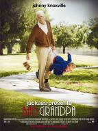 Affiche du film Bad Grandpa