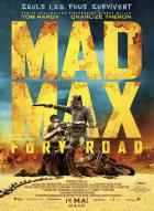 Affiche du film Mad Max : Fury Road