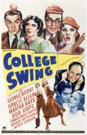 Affiche du film College Swing
