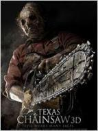 Affiche du film Texas chainsaw  3D