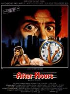 Affiche du film After hours - Quelle nuit de galère