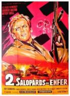 Affiche du film Deux salopards en enfer
