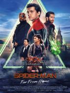 Affiche du film Spider-Man : Far from home