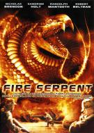 Affiche du film Fire Serpent