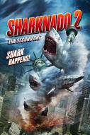 Affiche du film Sharknado 2 : The second one