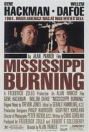 Affiche du film Mississippi burning