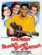 Affiche du film Blondes, brunes et rousses