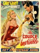 Affiche du film Couple invisible (Le)