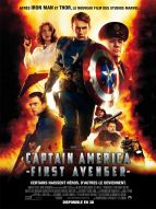 Affiche du film Captain America : First Avenger