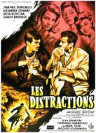 Affiche du film Distractions (Les)
