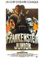 Affiche du film Frankenstein Junior
