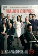 Affiche du film Major Crimes  (Série)