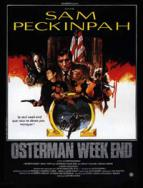 Affiche du film Osterman week-end