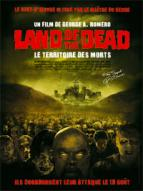 Affiche du film Land of the dead (le territoire des morts)
