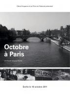 Affiche du film Octobre à Paris