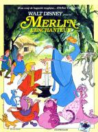 Affiche du film Merlin l'enchanteur