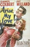 Affiche du film Arise, My Love